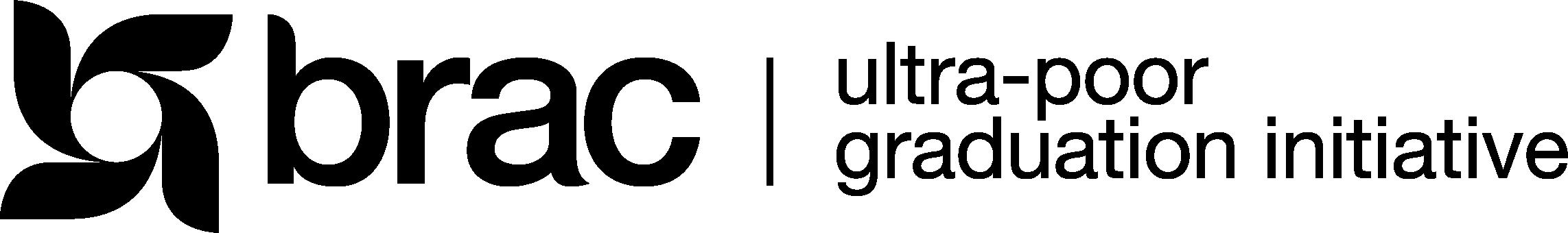 BRAC Ultra Poor Graduation Initiative Logo