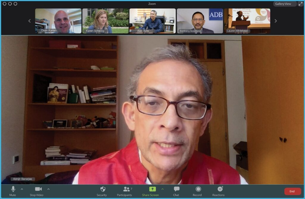 Speakers and participants from all over the world joined the virtual event on March 16