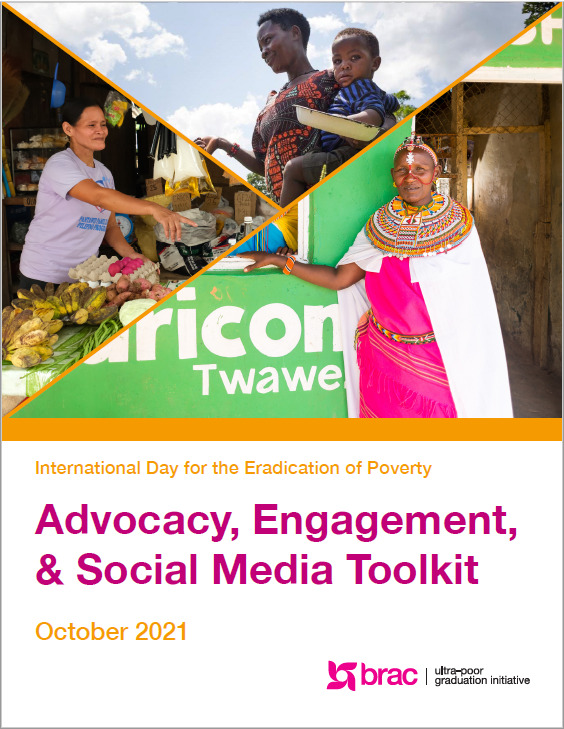 International Day for the Eradication of Poverty IDEP 2021 Toolkit
